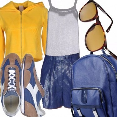 Outfit Sporty style