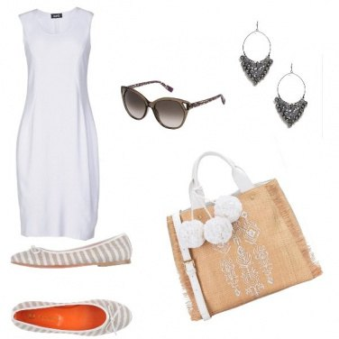 Outfit Amare il bianco