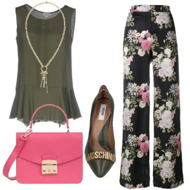 Outfit Satin