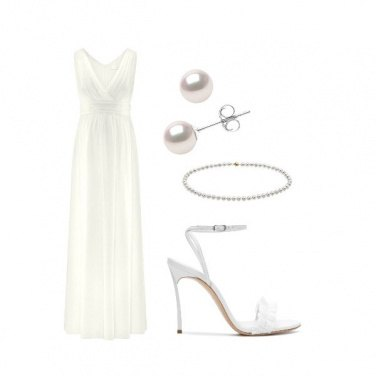 Outfit Sposa low-cost