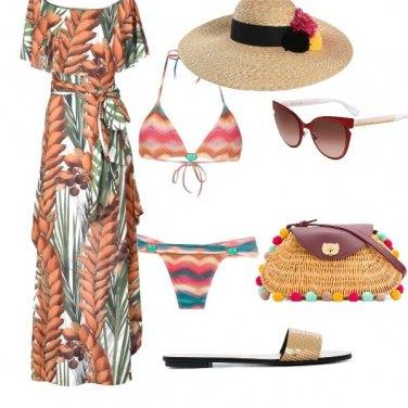 Outfit Aperitivo in riva ala mare