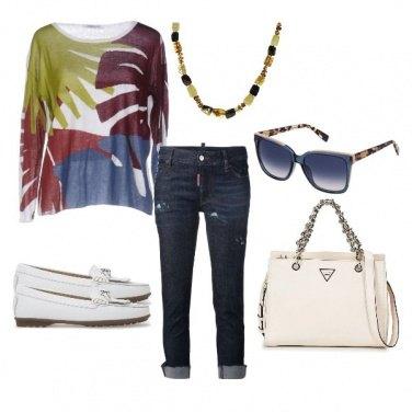 Outfit Pull leggero