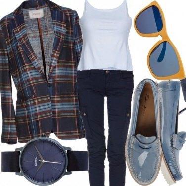 Outfit Carnagione scura, sottotono freddo