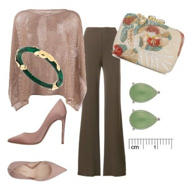 Outfit Charme et chic