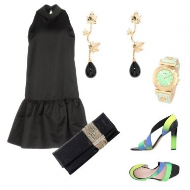 Outfit Scarpe protagoniste