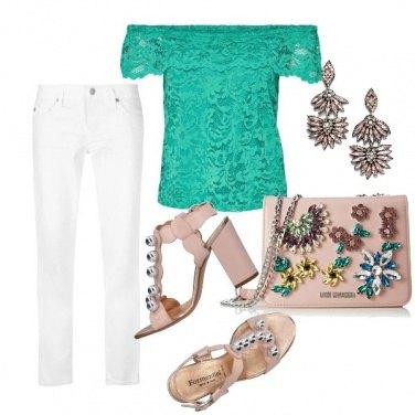 Outfit Per l\'aperitivo