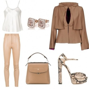 Outfit Chic #7305