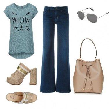 Outfit All\'università #2