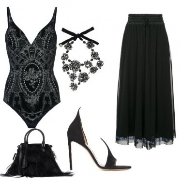 Outfit Sexy #1485