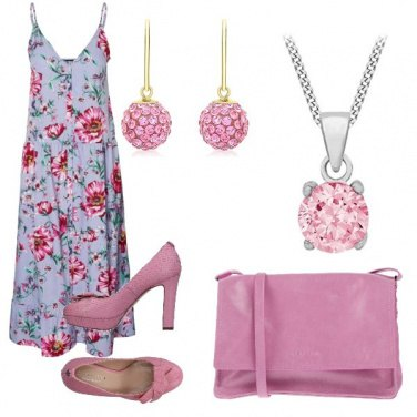 Outfit Rosa mon amour