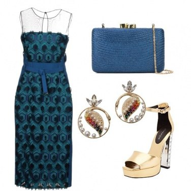 Outfit Pavone