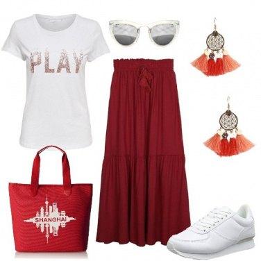 Outfit Comoda e di tendenza