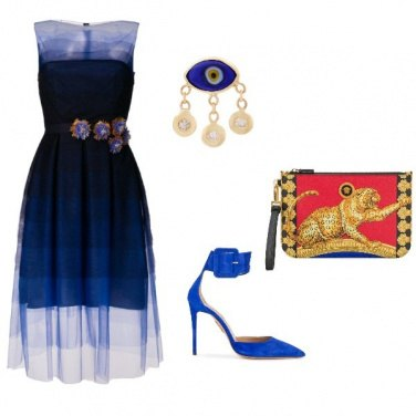 Outfit Blue 1