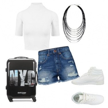 Outfit In partenza