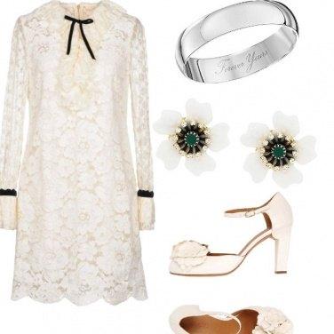 Outfit Mi sposo in comune