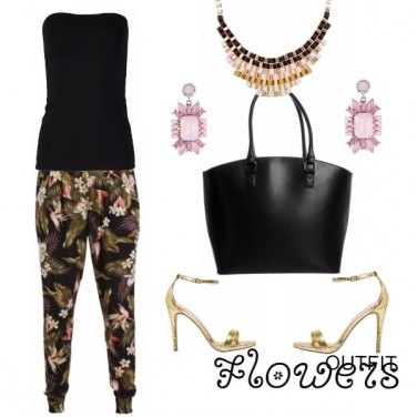 Outfit FLOWERS OUTFIT