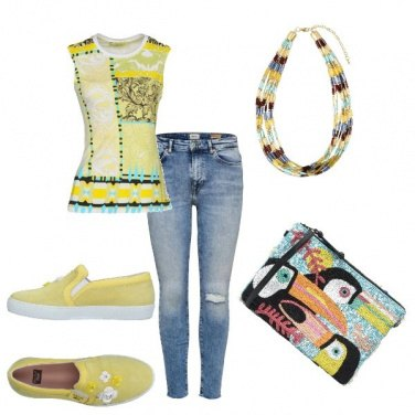 Outfit Urban #3565