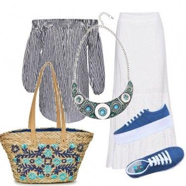 Outfit Per un' uscita tra amiche