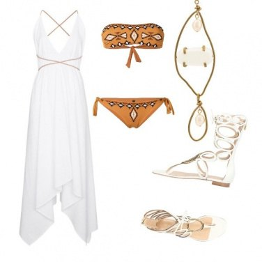 Outfit Etnico #1595