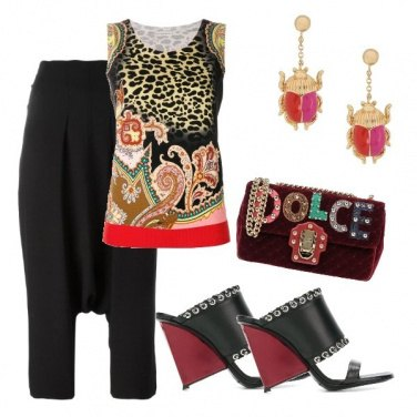 Outfit Scarabei luckycharms