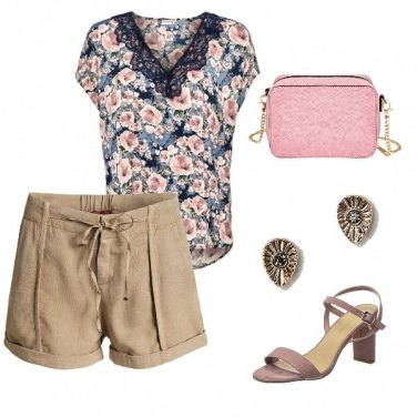 Outfit Gli Short