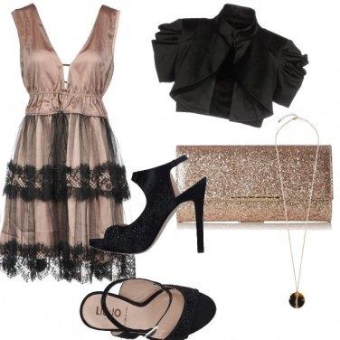 Outfit Chic e luminosa