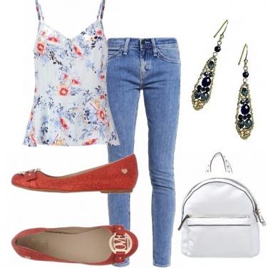 Outfit Pomeriggio informale