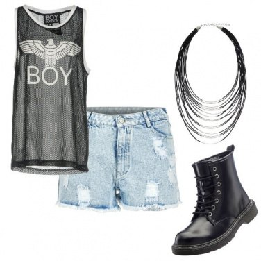 Outfit Rock #1710