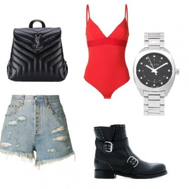 Outfit Basic #7439