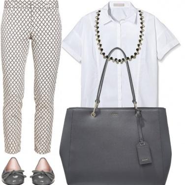 Outfit E chi lo dice che il grigio è triste?