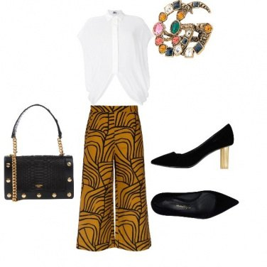 Outfit Chic #7354