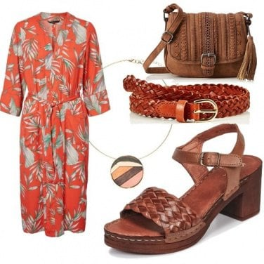 Outfit Etnico #1599