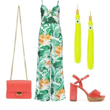 Outfit Tropicale