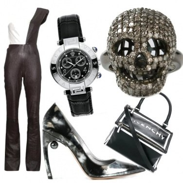 Outfit Rock #1713