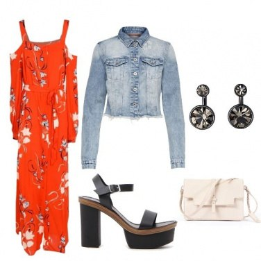 Outfit Etnico/rock