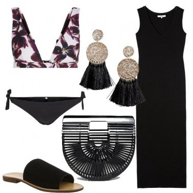 Outfit Aperitivo a riva