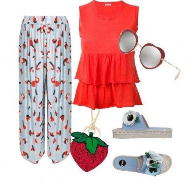 Outfit Una vita in vacanza......