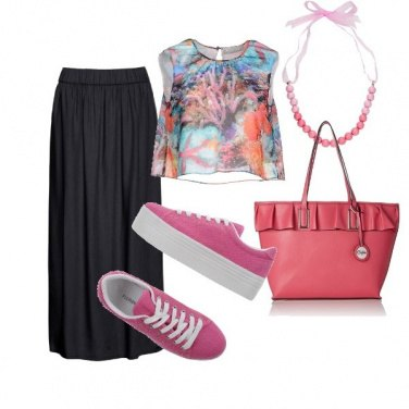 Outfit Le scarpe comode