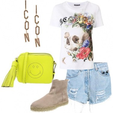 Outfit Davvero trendy
