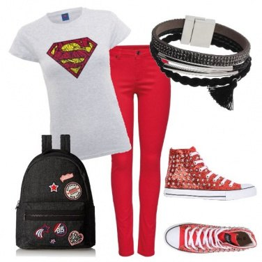 Outfit Rock #1717