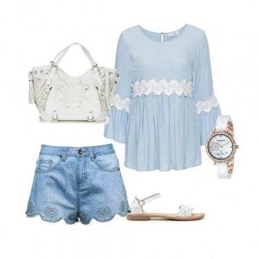 Outfit Giorno di ferie