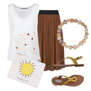 Outfit Etnico #1606