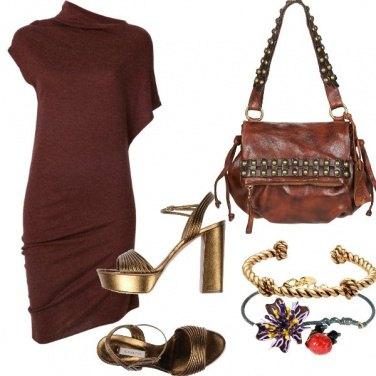 Outfit L'abito asimmetrico