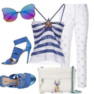 Outfit Dettagli multicolor