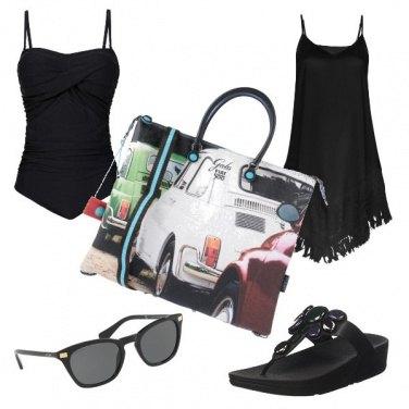 Outfit Focus sulla borsa
