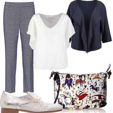Outfit Sognando il blu