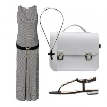 Outfit Premaman comodo con stile