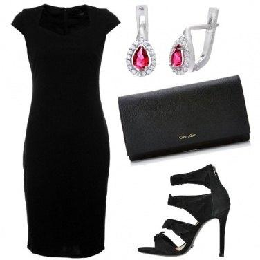 Outfit Total black. O quasi....