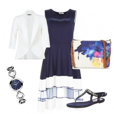 Outfit Chic #7406