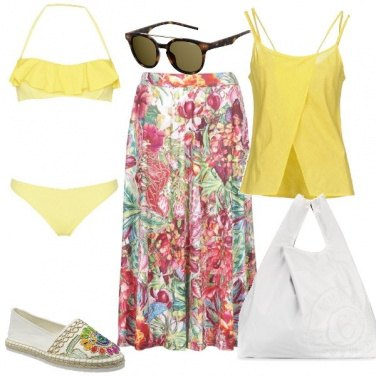 Outfit Estate in spiaggia